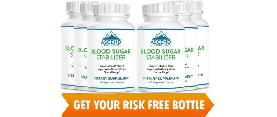 Buy Now Ascend Blood Sugar Stabilizer