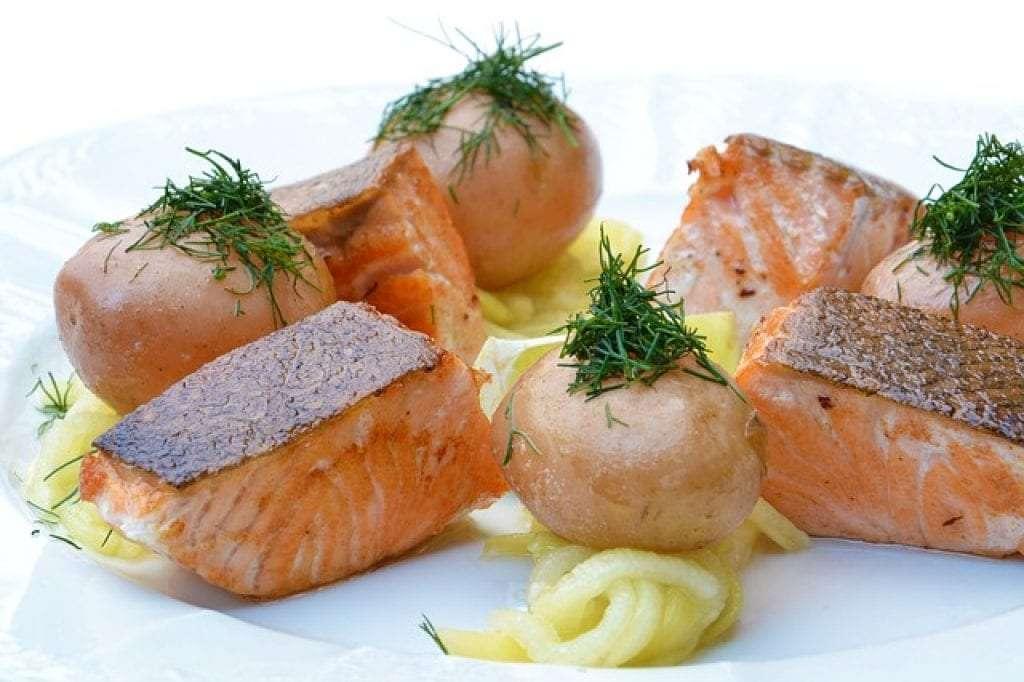 What Does Salmon Taste Like?