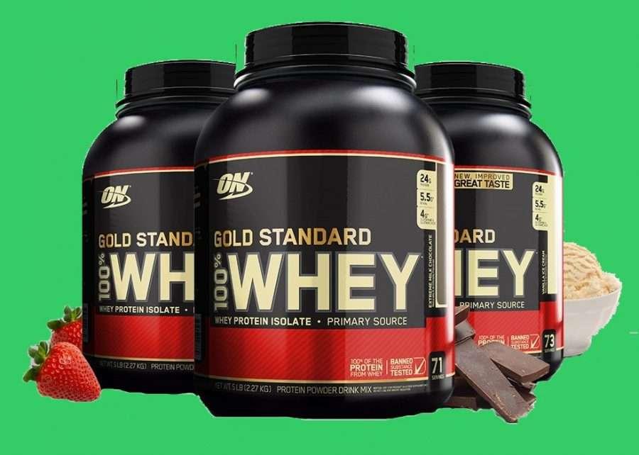 Best Gold Standard Whey Protein Flavor