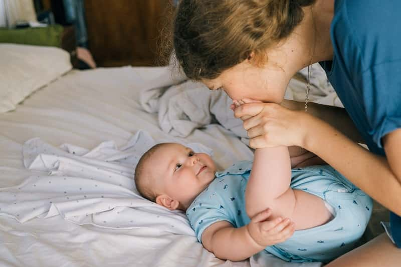 Gain Weight While Breastfeeding