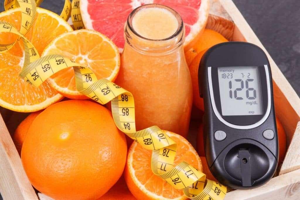 Orange Juice Really Cause Diabetes