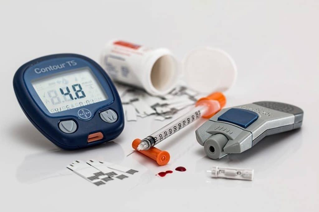 high ketones normal blood sugar