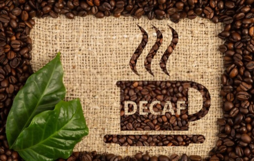 can decaf coffee cause anxiety depends on your health condition