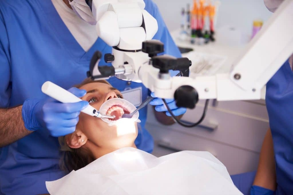 can you get braces if you have cavities