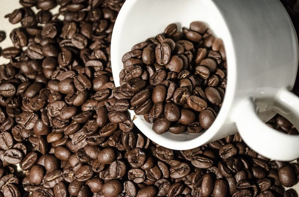 can decaf coffee cause anxiety