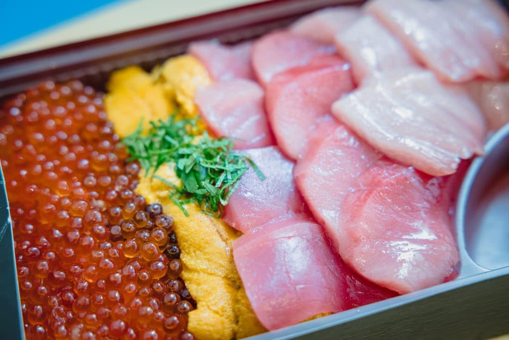 Fish and meat are used to raise hemoglobin levels.