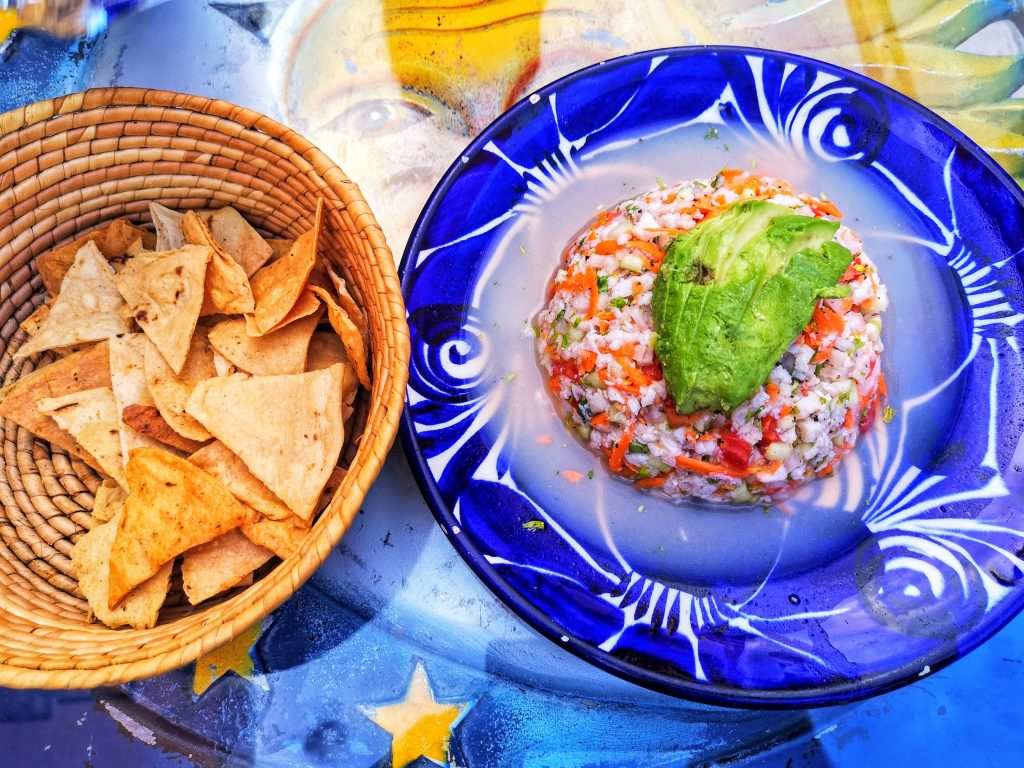 Is Ceviche With Tortilla Chips a Healthy Dinner? Is it safe to eat ceviche with tortilla chips?