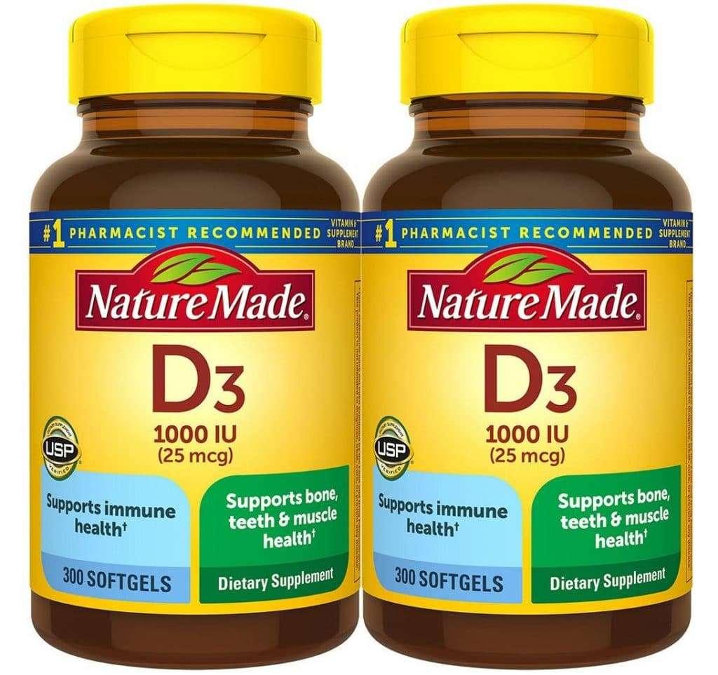 spring valley vitamins vs nature made