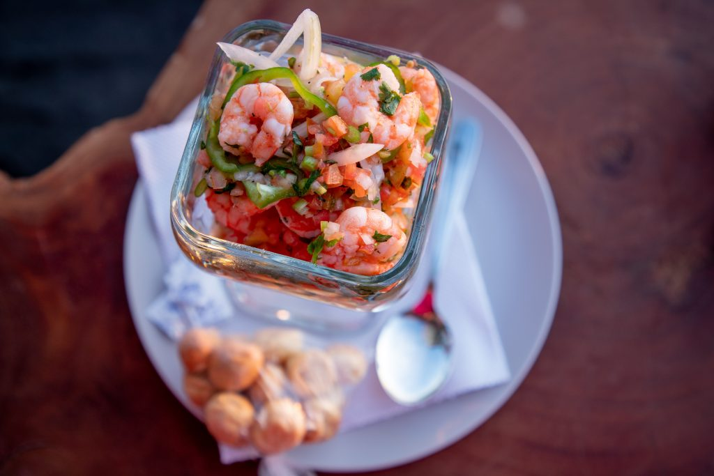 Shrimp Ceviche Recipe __ Cook healthy Shrimp Ceviche at home
