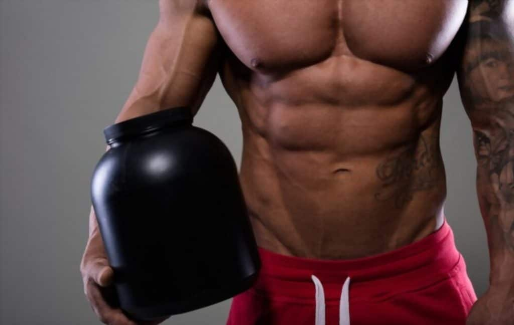 Creatine for  muscle growth