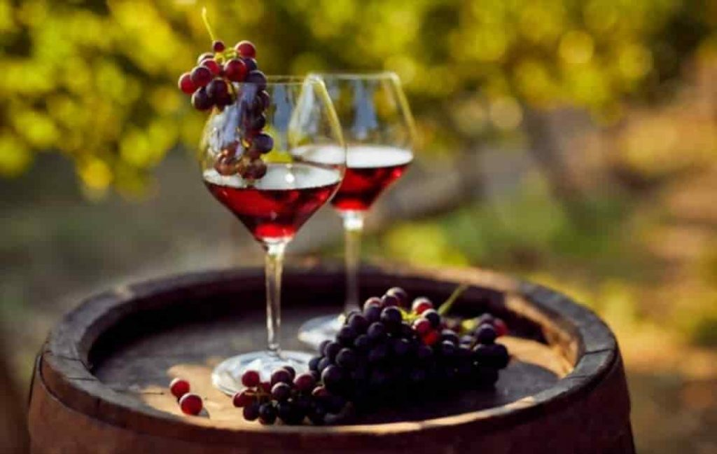 red wine as a meal replacement alternative