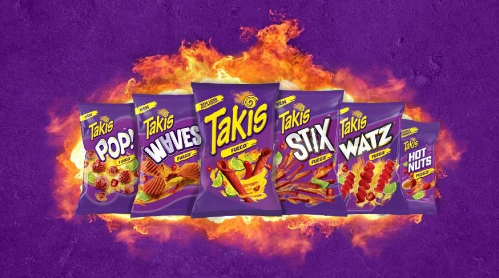 are takis bad for you