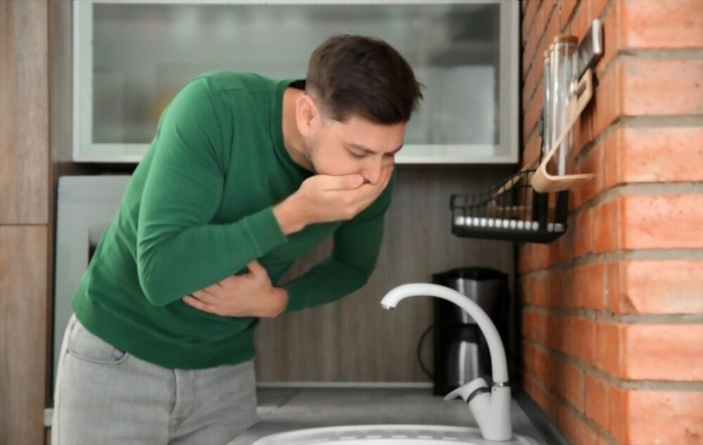 do tums help with nausea