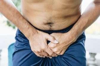 ibs testicular pain
