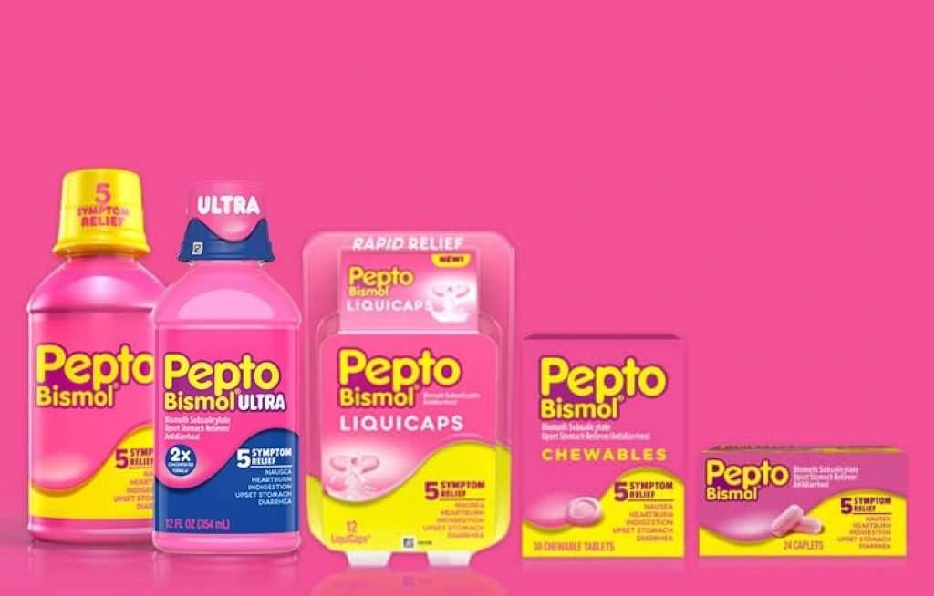 expired pepto bismol