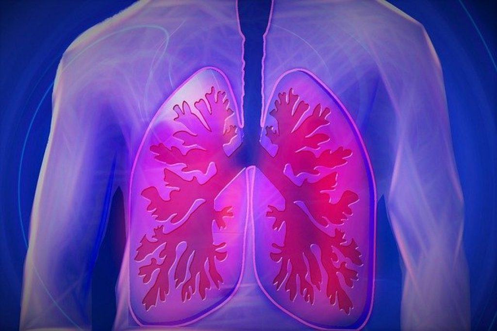 right lung is a cause of pain under right rib cage when bending over