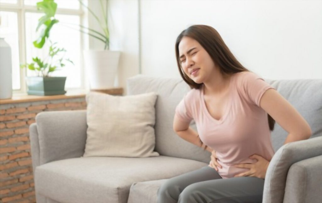 can gas cause shoulder pain