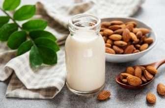 Almond milk for gastritis