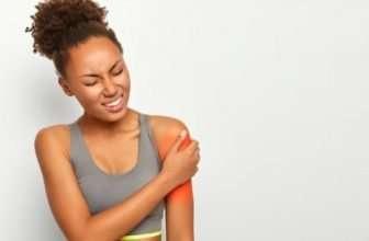 left shoulder pain after eating