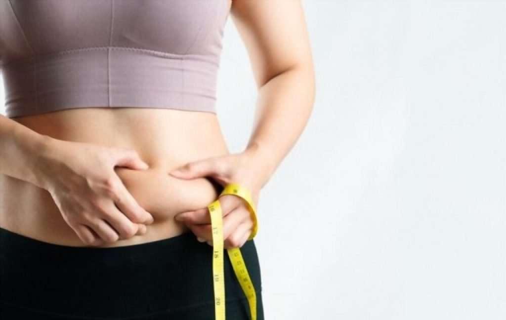 spironolactone belly fat