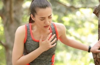 pre workout chest pain