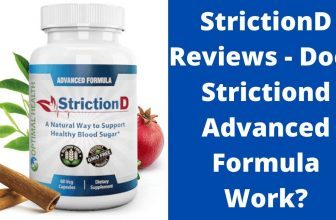 StrictionD Reviews