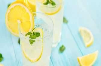summer-healthy-lemonade