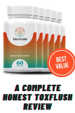 Tox Flush Review- Does it Really Work? A Complete Honest ToxFlush Review