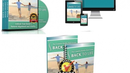 Erase My Back Pain Reviews: Back To Life Erase My Back Pain Scam or Legit?