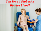 Can Type 1 Diabetics Donate Blood