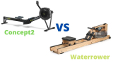 Concept2 vs WaterRower: Which Is for What?- 5 Facts to Compare