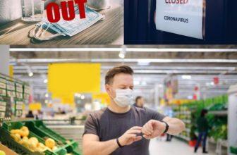 What to Stock up on For Coronavirus Lockdown