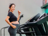 Walking on Treadmill While Pregnant