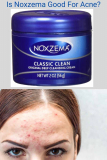 Is Noxzema Good For Acne?