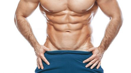 Abs Under Belly Fat? Here's What You Can Do