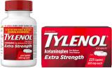 Tylenol On an Empty Stomach